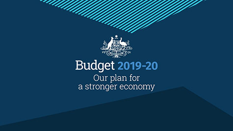 Federal Budget 2019 - Overview