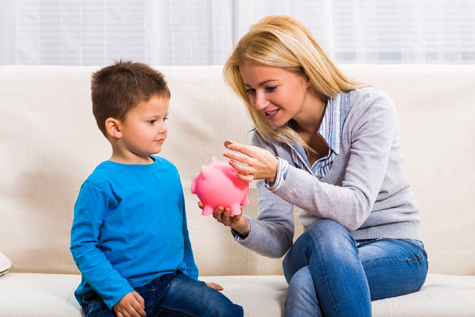 What kind of money parent are you?