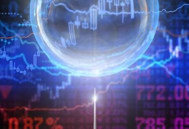 Markets caution advised as economic bubbles loom