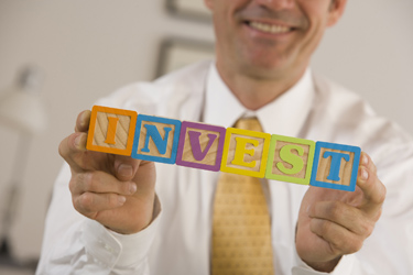 Investment's building blocks - always worth reinforcing