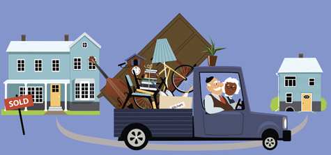 Downsizing requires holistic tax planning